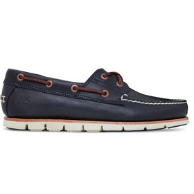 Timberland Tidelands 2-Eye Bootschoenen Heren, navy full grain